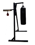 PRO BOXING HEAVY BAG STAND COMPLETE MADE IN USA