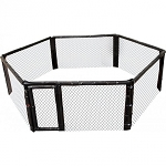 PRO PROFESSIONAL MMA FLOOR TRAINING CAGE