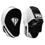 PRO Curve Focus Mitts Black/White