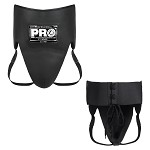 PRO Boxing Foul Protector Matte Black