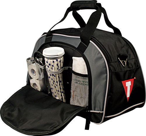 TITLE Boxing Coach Trainers Equipment Bag