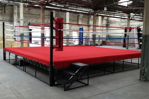 Professional Boxing Ring Complete Made in USA