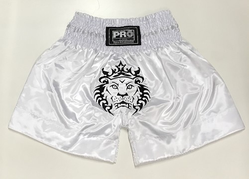 PRO Boxing Muay Thai Shorts Satin