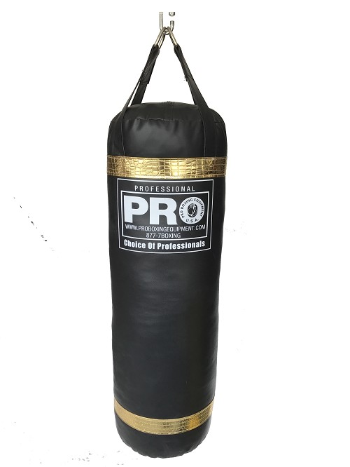 PRO HEAVY BAG 120 LBS LIFETIME WARRANTY MADE IN USA