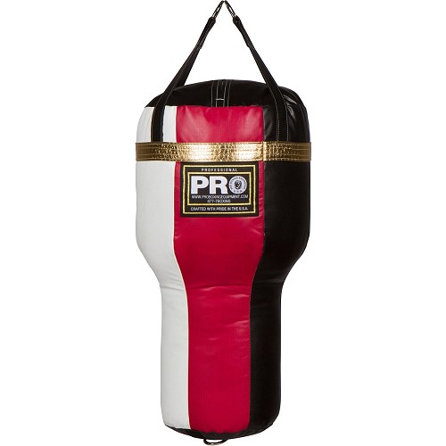 PRO Boxing  Angle Heavy Bag Color Black