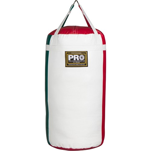 PRO 300 LBS HEAVY BAG UNFILLED LIFETIME WARRANTY MADE IN U.S.A.