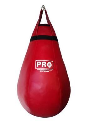 Pro Tear Drop Heavy Punching Bag 130 Lbs