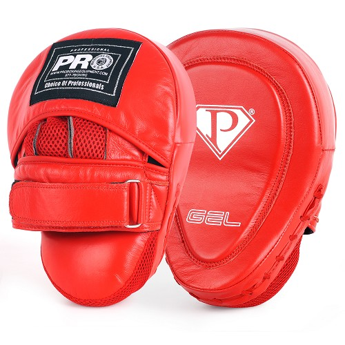 PRO GEL CONTOURED PUNCH MITTS