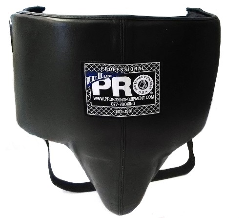 PRO Groin Guard boxing cup with waist protector No Foul Protector